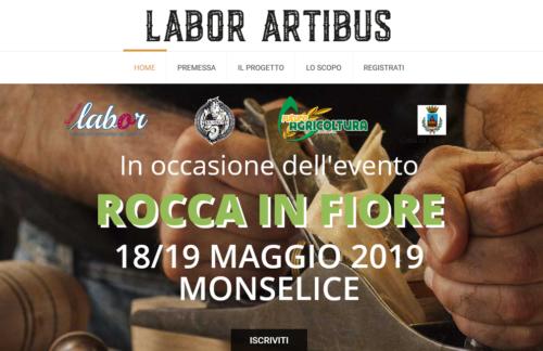 Il sindacato Labor presenta il nuovo sito laborartibus per aderire al progetto Artibus