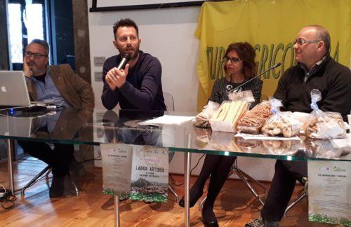 ARTIBUS: Maurizio e Stefano. Una risposta dall'agricoltura- La riscoperta dei grani antichi