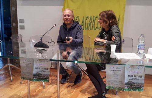ARTIBUS: L'esperienza di Andrea. Maestro Ciabattino