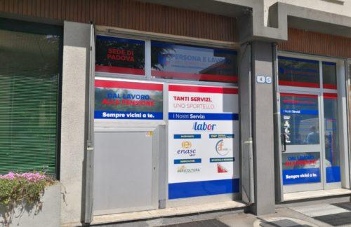 Nuova apertura sede di Padova